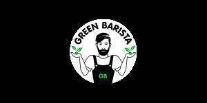 Green Barista Logo